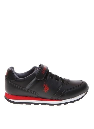 U.S. Polo Assn. Spor Ayakkabı Siyah